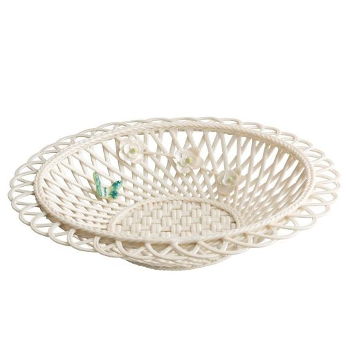 Belleek Living Jade Basket